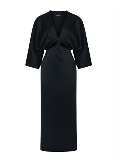 Nocturne Elbise Siyah
